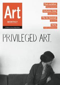 Art Monthly - October 2013   No 370
