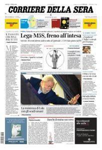 Corriere della Sera - 7 Aprile 2018