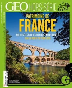 Geo Hors-Série - Juillet/Août 2019