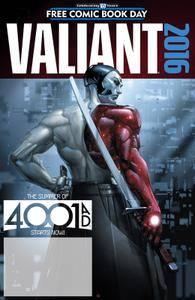 Valiant - 4001 A.D. FCBD Special (2016)