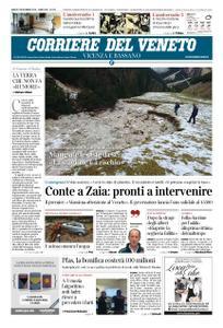 Corriere del Veneto Vicenza e Bassano – 03 novembre 2018