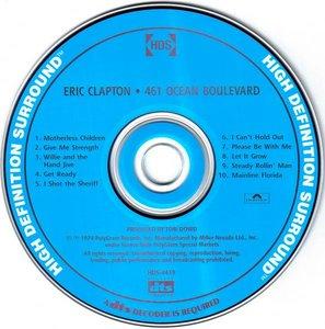 Eric Clapton - 461 Ocean Boulevard (1974) [DTS 5.1 High Definition Surround]