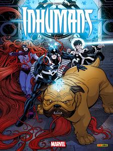 Inhumans : Rois d'hier et de demain