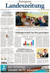 Thüringische Landeszeitung – 25. Oktober 2019