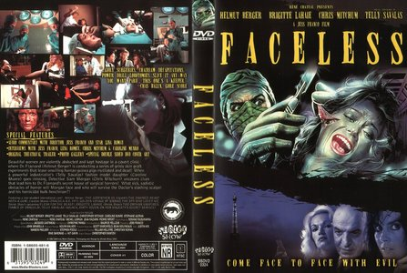 Faceless (1987) [Special Edition]