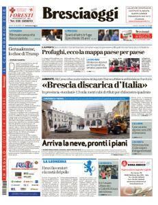 Brescia Oggi - 7 Dicembre 2017