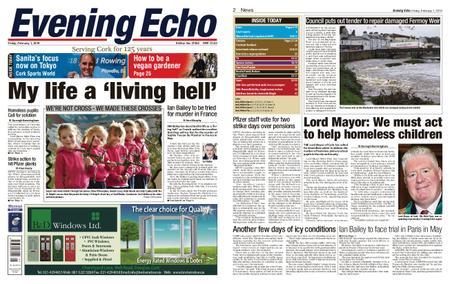 Evening Echo – February 01, 2019