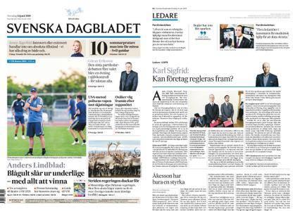 Svenska Dagbladet – 14 juni 2018