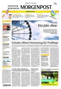 Solinger Morgenpost – 17. April 2020
