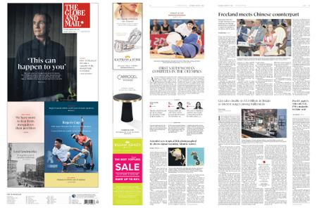 The Globe and Mail – August 03, 2019