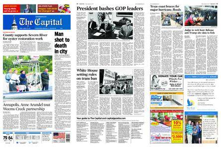 The Capital – August 25, 2017
