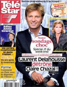 Tele Star N°1797 du 12 au 18 Mars 2011