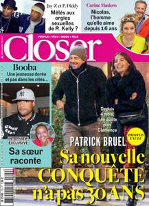 Closer France - 09 janvier 2019