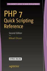 PHP 7 Quick Scripting Reference  (repost)
