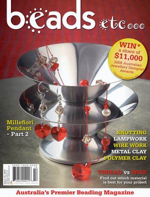 Beads etc - Issue 14, October 2007