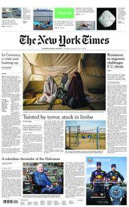 International New York Times - 07 July 2018