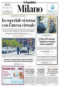 la Repubblica Milano - 6 Maggio 2020