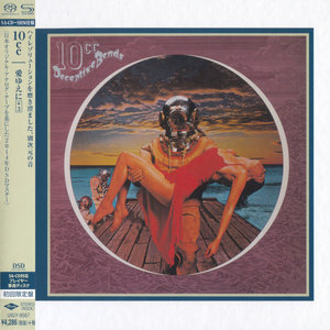 10cc - Deceptive Bends (1977) [Japanese SHM-SACD 2014] PS3 ISO + Hi-Res FLAC