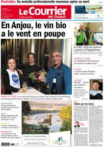 Le Courrier de l'Ouest Nord Anjou – 27 avril 2019