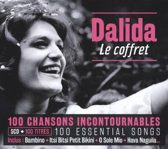 Dalida - Le Coffret: 100 Essential Songs (2016)