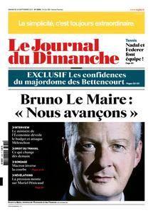 Le Journal du Dimanche - 24 septembre 2017