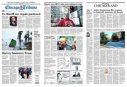 Chicago Tribune – August 26, 2017