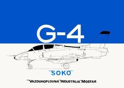 Soko G-4 Super Galeb (Repost)