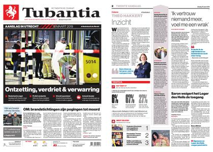 Tubantia - Enschede – 19 maart 2019