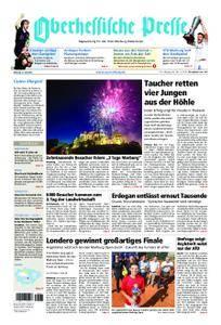 Oberhessische Presse Marburg/Ostkreis - 09. Juli 2018