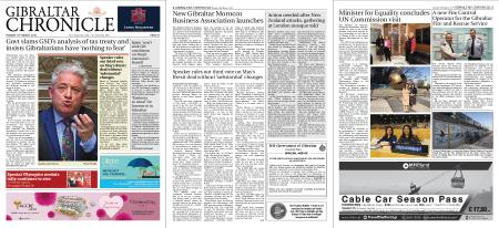 Gibraltar Chronicle – 19 March 2019