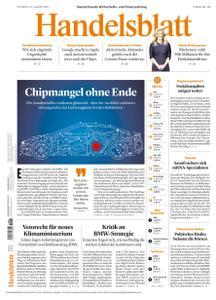 Handelsblatt - 04 August 2021
