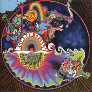 Rainbow Ffolly - Sallies Fforth (1968) {2005, Reissue}