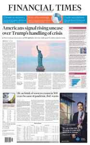 Financial Times Europe - May 8, 2020