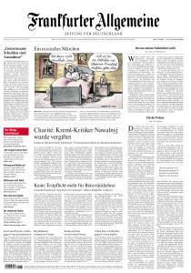 Frankfurter Allgemeine Zeitung - 25 August 2020