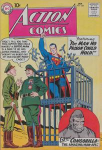 Action Comics 248 (DC) (Jan 1959) (c2c) (Superscan