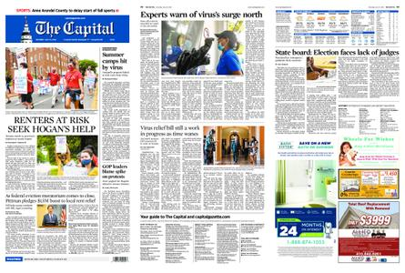 The Capital – July 25, 2020