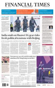 Financial Times USA - August 25, 2020