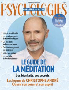 Psychologies Hors-Série - Février/Mars 2020