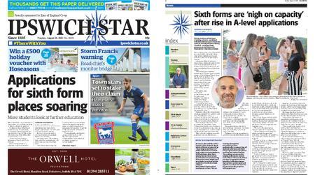 Ipswich Star – August 25, 2020