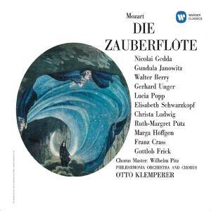 Otto Klemperer - Mozart: Die Zauberflöte (The Magic Flute) (1964/2017) [Official Digital Download 24/96]