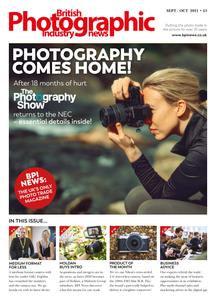 British Photographic Industry News - September/Ocober 2021