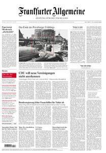 Frankfurter Allgemeine Zeitung F.A.Z. - 21. August 2018