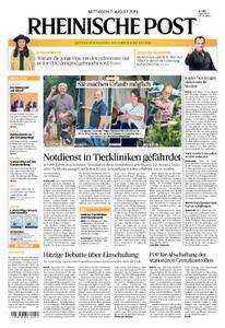 Rheinische Post – 07. August 2019