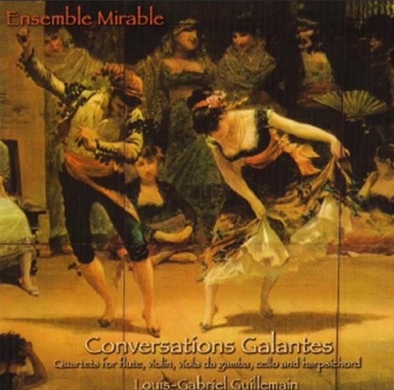 Louis-Gabriel Guillemain - Conversations Galantes