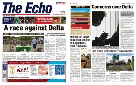 Evening Echo – July 05, 2021