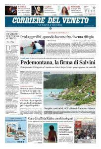 Corriere del Veneto Venezia e Mestre - 21 Agosto 2018