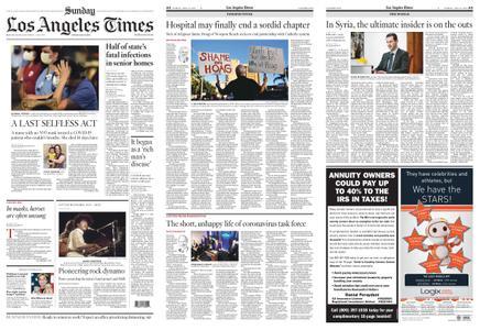 Los Angeles Times – May 10, 2020