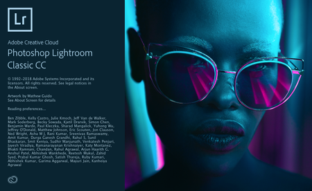 Adobe Photoshop Lightroom Classic CC 2018 v7.4.0.10 Multilingual macOS