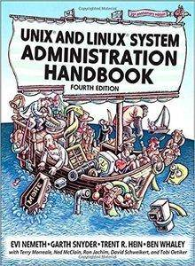 UNIX and Linux System Administration Handbook, 4th Edition (Repost)