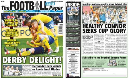 The Football League Paper – December 02, 2018
